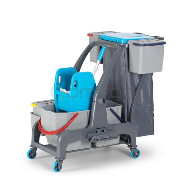 Čistilni voziček Procart Jet 736S