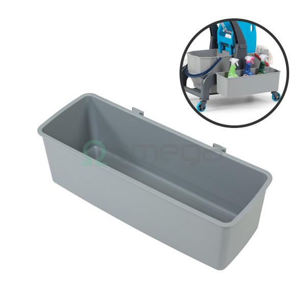 PVC košara za čistilne vozičke FANTOM Procart Jet 12 l