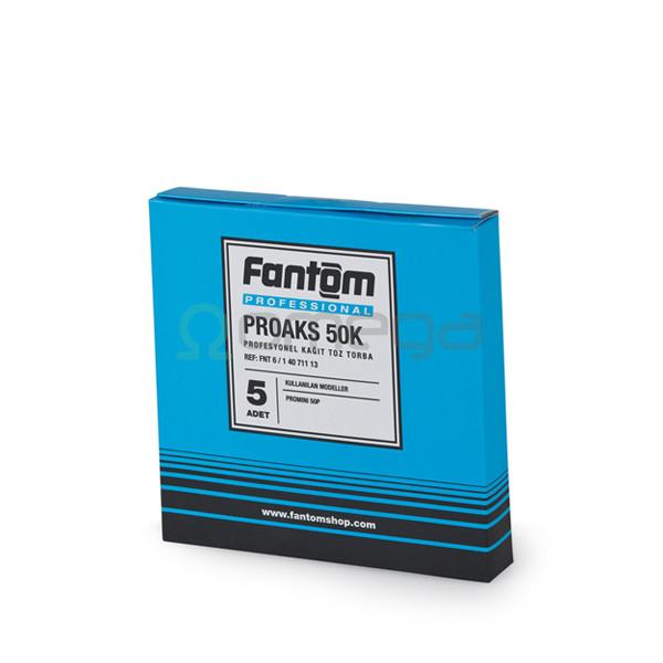 Vrečka filtrirna za sesalnik FANTOM Promini 50
