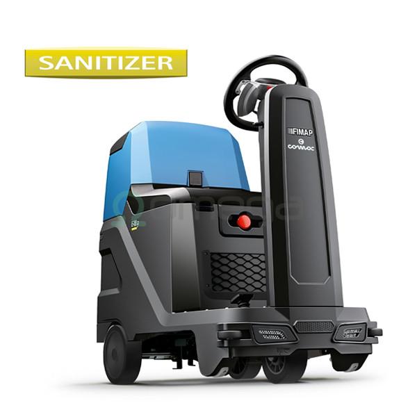 Profesionalni stroj za razkuževanje večjih površin FIMAP BMg Sanitizer