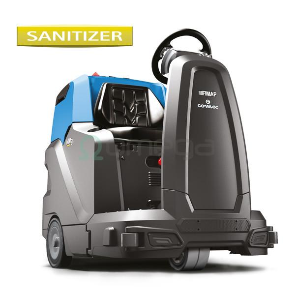 Profesionalni stroj za razkuževanje večjih površin FIMAP MMg Sanitizer