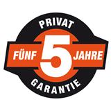 5 leta garancije