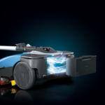 M kombiniran čistilni stroj FIMAP Fimop_baterija