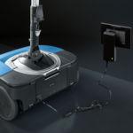M kombiniran čistilni stroj FIMAP Fimop_polnjenje
