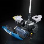 M kombiniran čistilni stroj FIMAP Fimop_rezervoarja