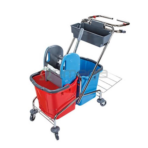 Čistilni voziček DUO v 25L